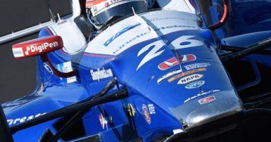 IndyCar: Takuma Sato marca a pole para as 500 Milhas de Pocono