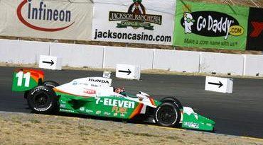 IndyCar: Kanaan desembarca em Sonoma atrás da segunda vitória