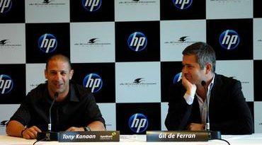 IndyCar: de Ferran Dragon Racing confirma Tony Kanaan para 2011