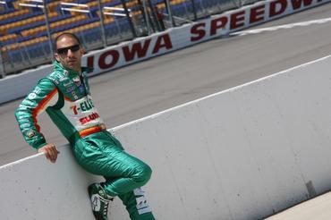 IndyCar: Tony Kanaan tem problemas no primeiro treino em Iowa