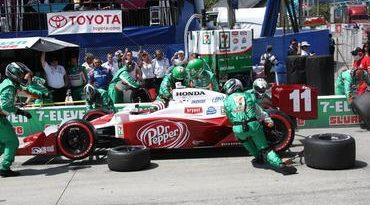 IndyCar: Em Long Beach, Tony conquista o primeiro pódio de 2009
