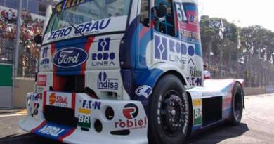 """Truck: O """"Caipira Voador"""" é rápido, extrovertido, mas sério e profissional"""