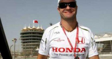 F1: Rubens Barrichello negocia com Andretti-Green para a temporada 2009 da IndyCar