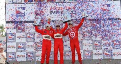 IndyCar: Dupla da Penske faz a dobradinha em Mid-Ohio