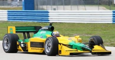 IRL: Will Power lidera testes em Sebring