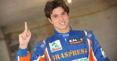 Stock Jr.: Invicto, Fábio Fogaça conquista 3ª pole consecutiva