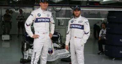 F1: BMW Sauber confirma dupla Heidfeld e Kubica para 2008