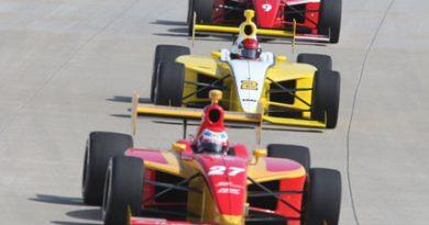 Indy Lights: Bia larga em 2º e Matos em 4º em Nashville
