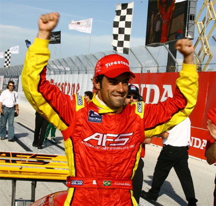 IndyCar: Rafael Matos é anunciado para a temporada 2009
