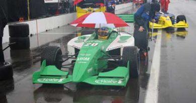 Indy Lights: Bia abandona segunda corrida em Saint Petersburg