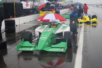 Indy Lights: Bia é a 4ª mais rápida, mas largará em 7º na 1ª etapa em Saint Petersburg