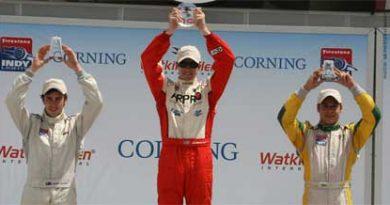 Indy Lights: J.R.Hildebrand vence em Watkins Glen