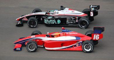 Indy Lights: Romancini vence pela primeira vez e sobe para terceiro no campeonato