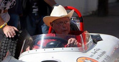 IndyCar: Lloyd Ruby falece aos 81 anos
