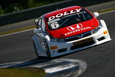 Copa Petrobras de Marcas: Honda Civic, de André Bragantini e Juliano Moro, sai na pole da 3ª etapa