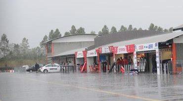 Copa Petrobras de Marcas: Chuva adia programação de sábado no Velopark