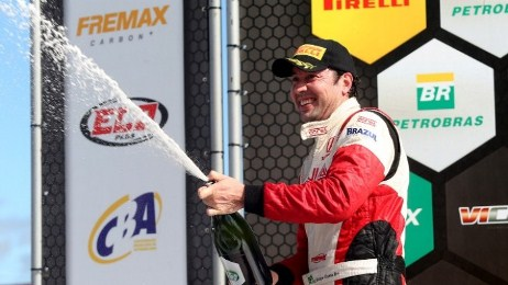 Copa Petrobras de Marcas: Felipe Gama vence a primeira