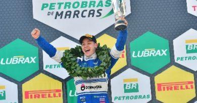 Copa Petrobras de Marcas: Renan Guerra vence 2ª corrida