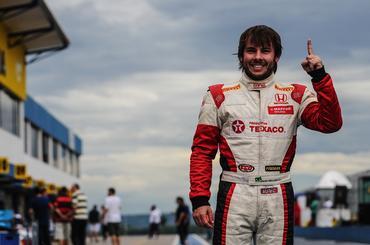 Copa Petrobras de Marcas: Ricardo Maurício dá primeiro passo rumo ao título