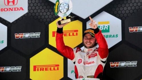 Copa Petrobras de Marcas: Ricardo Maurício vence e abre vantagem na liderança