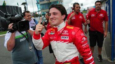 Copa Petrobras de Marcas: Denis Navarro confirma favoritismo e faz a pole