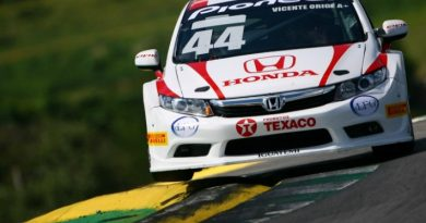 Copa Petrobras de Marcas: Vicente Orige larga na pole position da Copa Petrobras