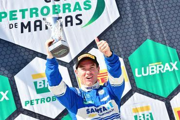 Campeonato Brasileiro de Marcas: Vicente Orige vence primeira corrida no Velo Città