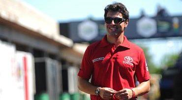 Copa Petrobras de Marcas: Galid Osman fecha primeiro treino na frente