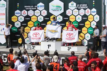 Copa Petrobras de Marcas: Pela primeira vez, Casagrande vence na categoria