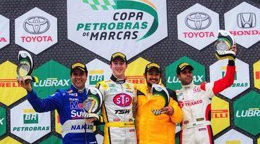 Copa Petrobras de Marcas: Casagrande confirma pole e vence pela terceira vez no ano