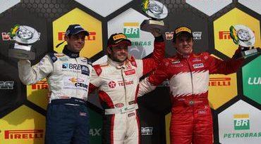 Copa Petrobras de Marcas: Ricardinho vence e Meira leva Ford ao primeiro pódio do ano