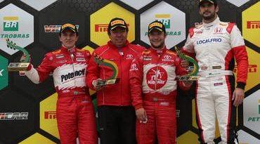 Copa Petrobas de Marcas: Allam Khodair confirma boa fase e vence em Curitiba