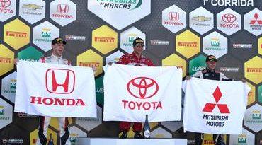 Copa Petrobras de Marcas: Allam Khodair vence a primeira para a Toyota