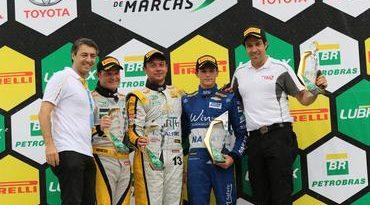 Copa Petrobras de Marcas: Carbone vence e lidera dobradinha da Renault