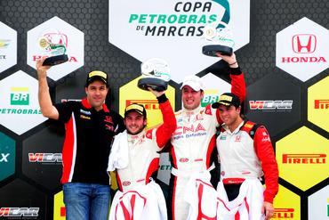 Copa Petrobras de Marcas: Estreante Felipe Gama vence primeira na categoria