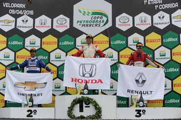 Copa Petrobras de Marcas; Campeonato premiará o estreante do ano