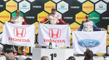 Copa Petrobras de Marcas: Ricardo Maurício garante mais uma vitória para a Honda