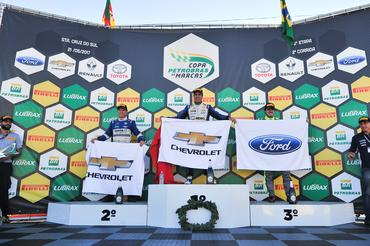 Copa Petrobras de Marcas: Nonô vence e abre vantagem na liderança