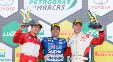 Copa Petrobras de Marcas: Quatro corridas, quatro marcas vencendo. Chevrolet chega na frente