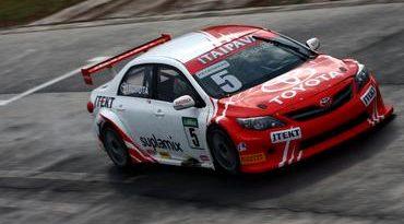 Copa Petrobras de Marcas: Em Brasília, Denis Navarro larga na pole da Copa Petrobras