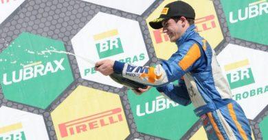 Copa Petrobras de Marcas: Salas acerta e garante sua segunda vitória em Curitiba
