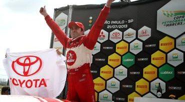 Copa Petrobras de Marcas: Ricardo Zonta vence na abertura da Copa Petrobras