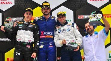 Copa Petrobras de Marcas: André Bragantini e Thiago Camilo foram os vencedores da 1ª etapa de 2012