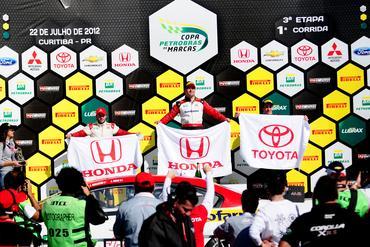 Copa Petrobras de Marcas: Bragantini conta com a sorte e vence a primeira corrida da 3ª etapa