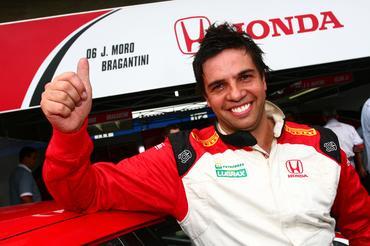 Copa Petrobras de Marcas: Dupla Moro/Bragantini leva Honda Civic à pole em Tarumã
