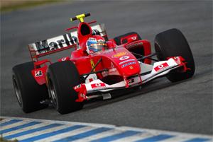 F1: Marc Gené é o mais rápido na Catalunha
