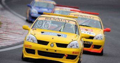 Copa Clio: domínio da Paioli Racing no 1º dia de treinos em Interlagos