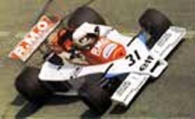 F1: Veja a foto do Martini MK23, de 1978