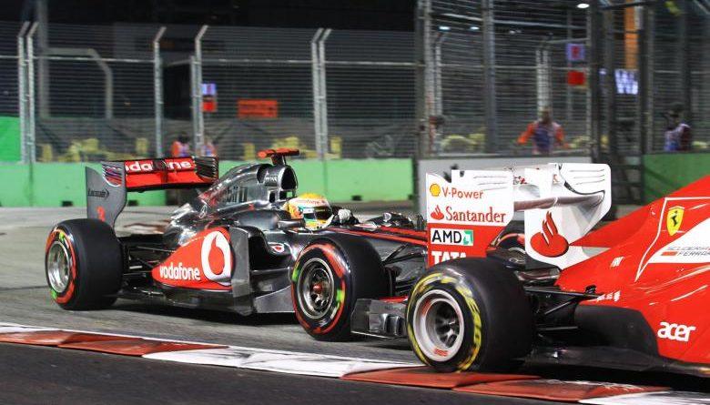 F1: Gravação revela pedido para Massa 'destruir corrida de Hamilton'