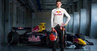 F1: Promessa da F-1 é parecida com Senna, diz dirigente da Red Bull